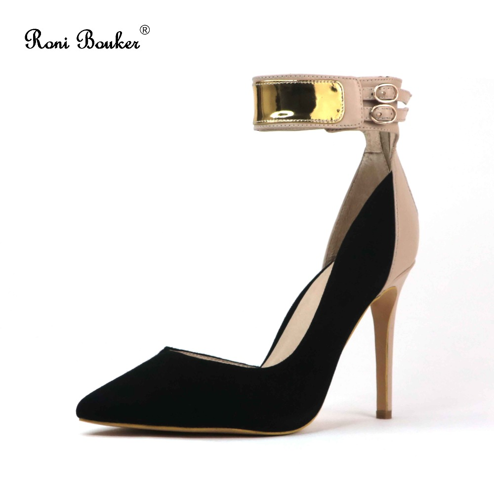 2018 New Women Shoes Basic Style Fashion High Heels Pointed Toe Office & Career Shallow Footwear Ladies Pumps FREE Shipping xiaying smile new spring autumn women pumps british style fashion office career ladies shoes thin heel round toe shallow pumps