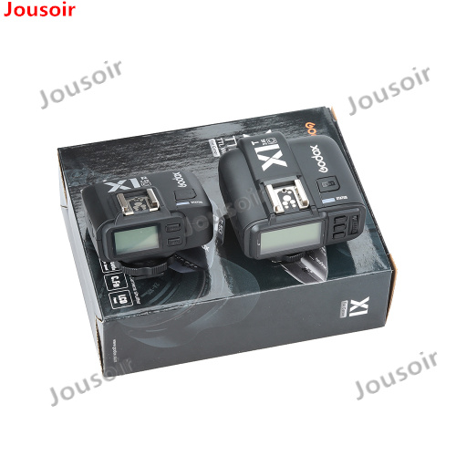 Free-DHL-Godox-X1C-X1T-C-HSS-2-4G-Wireless-Speedlite-Flash-Transmitter-Trigger-with-3pcs