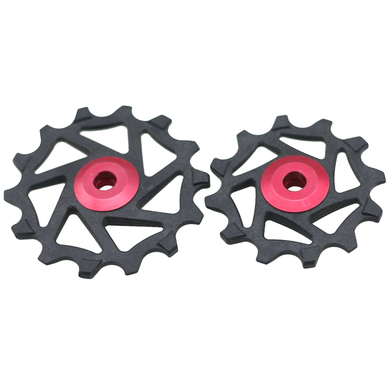 New Bike Parts 12T+14T Derailleur Narrow Wide Ceramic Transmission Rear Dial Pulley