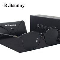 Fashion Brand HD Color Film Women Sunglasses Classic Retro Cat Eye Arrow Metal Frame Sunglasses Driving