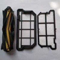 Original 1 Roller Brush 1 Primary Filter 1 High Efficiency Filter For ILIFE V7S V7S PRO