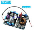 DC12V TPA3116 amplifier board for Car audio 50W+50W Power amp DIY L163-9