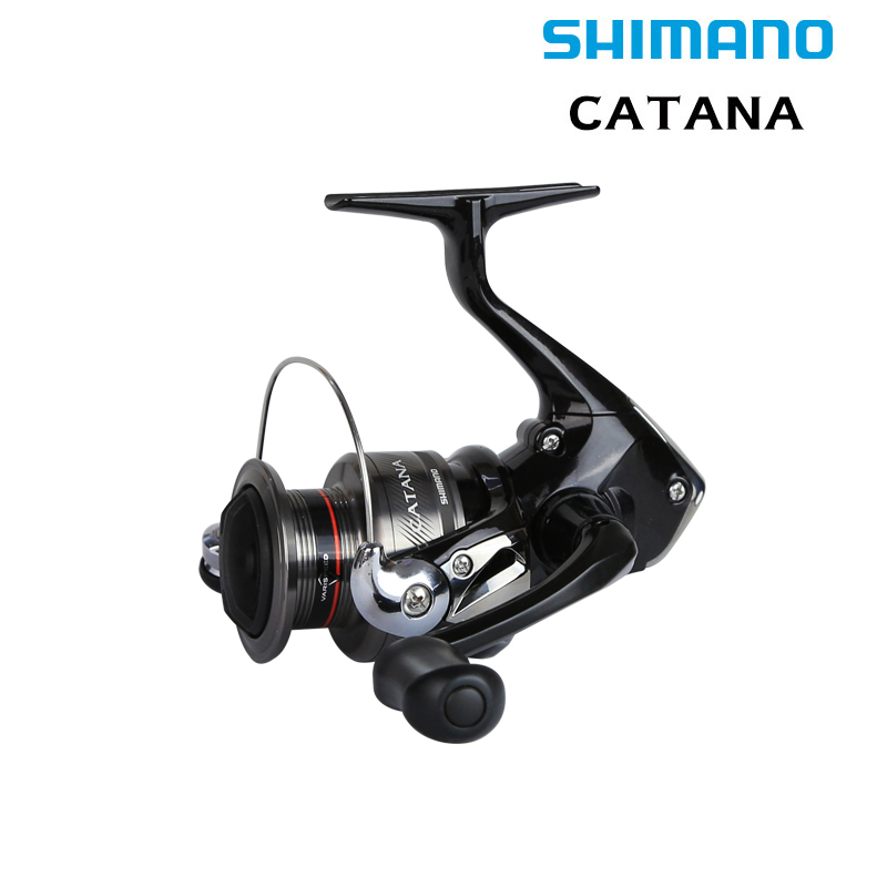 2018 NEW SHIMANO CATANA 1000 2500HG 3000HG 4000HG FD front drag spinning reel