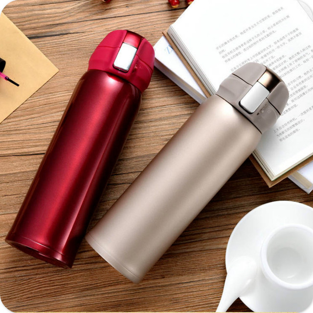 Thermos Cup Stainless Steel Personalized Wedding Favors Warmer Thermoses Gifts Name Travel Mug