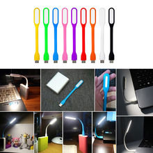 in stock ! 10 Pcs Efficient Flexible USB LED Light Lamp For Computer