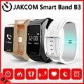 Jakcom b3 smart watch nuevo producto de pulseras como vibración reloj e06 pulsera inteligente kits de automatización