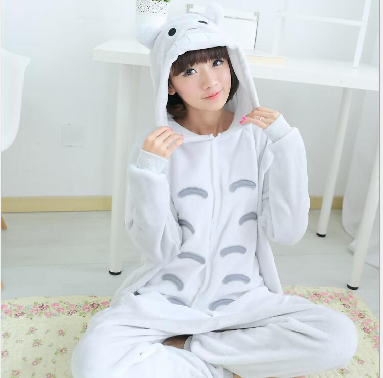 Inicio ropa para mujer pijama Lencería coreana Sexy pijama Kigurumi adultos bata Linda camisón bata de baño pug