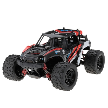 High-Speed Remote Control Off-Road Racing Truck Suv Remote Control Car Toy Full-Scale High-Speed Off-Road Vehicle RC Car Remote
