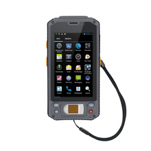 Handheld Terminal data collector UHF RFid 2D Laser Barcode Scanner Android PDA Fingerprint Reader GPS  wireless POS Rugged NFC
