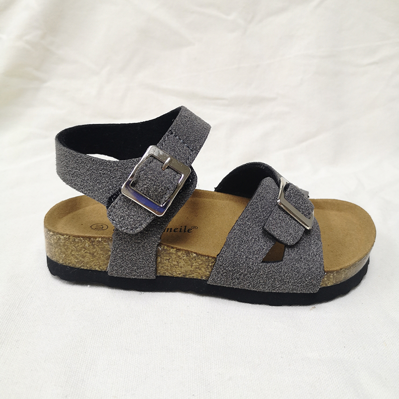Fashion Kids Summer Sandals Camouflage Kids Footwear Children School Shoes Boys Girls Sandals Leather Camouflage Shoes