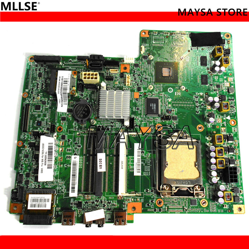 Mllse For Lenovo B540 Motherboard  CIH77S MainBoard with 4video Memories, 2 RMA SLOTS, 100% Tested Fast Ship