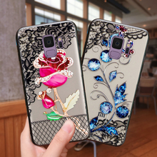 YonLinTan coque,cover,case,For Samsung Galaxy S9 Plus S 9 Pl