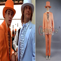 Dumb and Dumber Lloyd Christmas Costume Suit Outfit Set Halloween Carnival Cosplay Costume