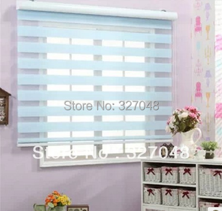 Freeshipping Zebra Blinds Day And Night Roller Blinds