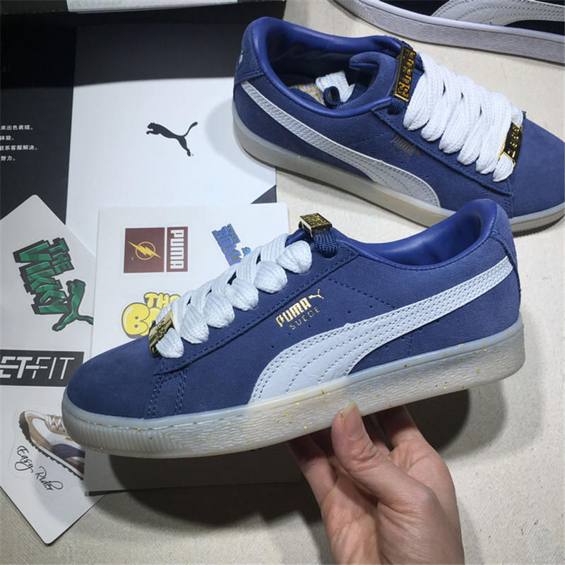 3b2631a006d 2018 Original Brand Puma shoes Puma Suede Classic BBOY Fabulous 50th  Anniversary Classic Shoes Size 36 44-in Badminton Shoes from Sports   Entertainment  on ...