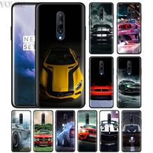 Best Car super car Phone Case for Oneplus 7 7Pro 6 6T Oneplus 7 Pro 6T Black Silicone Soft Case Cover