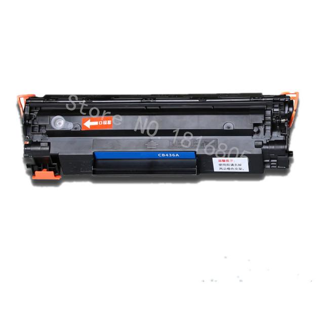 CB436A 436A 36A Cartucho de Toner Compatível Para HP LaserJet P1505 36a P1505 M1522 M1120 M1120N Impressora de 1505 M (Rendimento de 2000 Páginas)