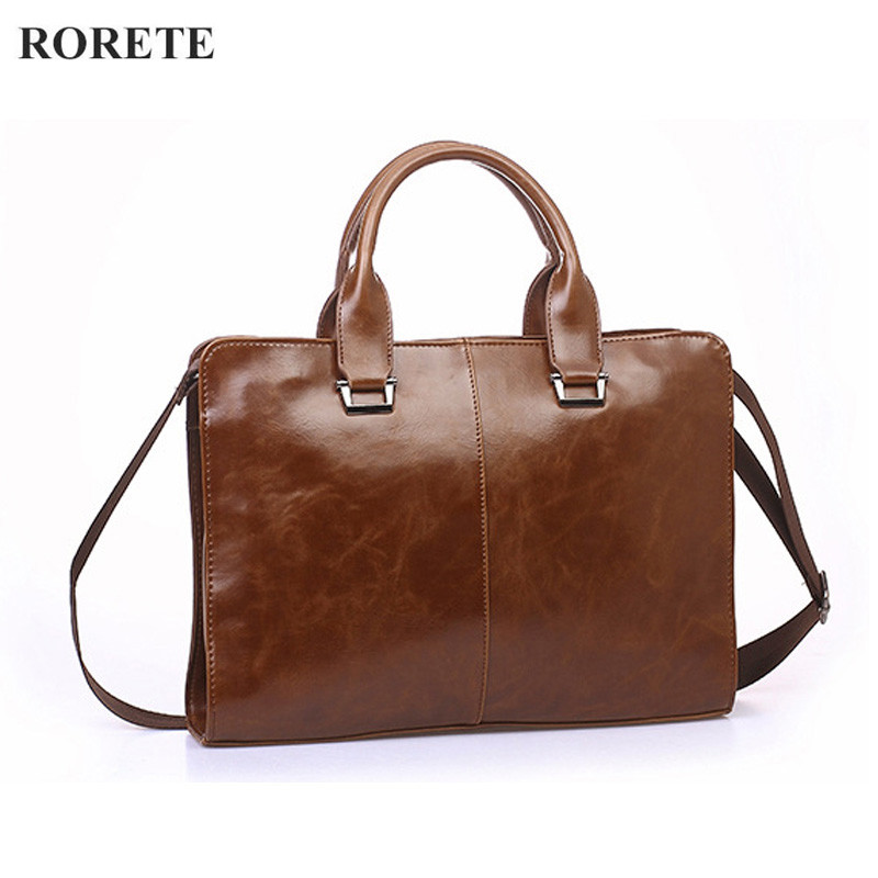 Popular Leather Work Bag-Buy Cheap Leather Work Bag lots from ...
