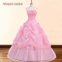 Лидер продаж Дешевые Quinceanera платья красный/розовый цветочный Маскарад без юбки Бальные платья Сладкие 16 Платья для женщин Бальные платья