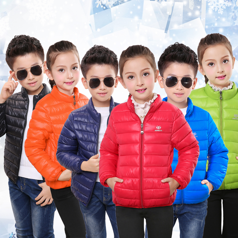 Winter jacket for girls boys Children's Outerwear Warm Coat Children Cotton-Padded Clothes kid jackets Autumn Winter Windbreaker children winter coats jacket baby boys warm outerwear thickening outdoors kids snow proof coat parkas cotton padded clothes