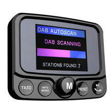 In-Car DAB Digital Radio receiver 2.4 inch LCD TFT color Screen Bluetooth 64G SD/TF Card Play FM Transmitter bluetooth fm transmitter digital car radio receiver dab tuner with antenna handsfree calling in car dab radio support tf card