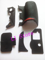 New OEM Rubber Six Parts Replacement Part For Nikon D700 5 Parts With Tape Digital Camera
