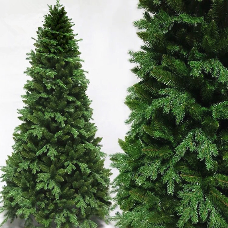 15m 18m 21m 24m christmas tree naked tree christmas day pe pvc mixed leaves christmas tree ornaments in trees from home garden on