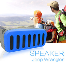 New Waterproof Portable Wireless Bluetooth Speaker Outdoors Sports Stereo Super Bass Speaker Hands-free Call Support TF Card AUX