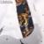 Teste Padrão Da Folha de Camisas de Vestido dos homens Slim Fit Masculino Manga Longa Grande tamanho 5XL 6XL 7XL Masculino Blusas Primavera Outono Azul Preto Branco K33