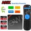 2 gb de ram 16 gb amlogic s905x a95x nexbox android 6.0 smart tv caixa de 1G/8G 2G/8G Quad-core KODI 16.1 H.265 4 K IPTV Media Player