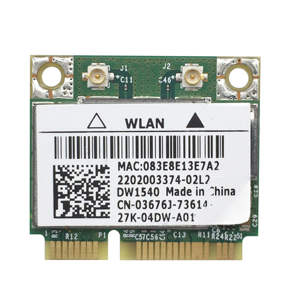 300Mbps Wifi Wireless Card Outdoor 2.4GHz 5GHz Double Frequency Notebook Wlan Dual Band BCM943228HMB MINI Pci-e 802.11a/b/g/n