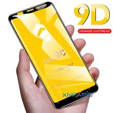 9D Full Cover Tempered Glass For Xiaomi Redmi 4X 5A Note 5A Screen Protector For Redmi 5 Plus Redmi Note 6 5 Pro 4X Glass Film for xiaomi redmi note 4x tempered glass screen film