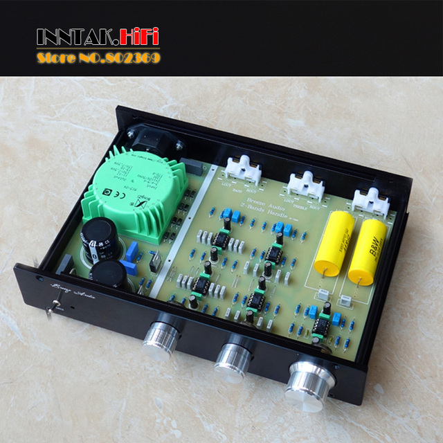 4 channel amplifier crossover