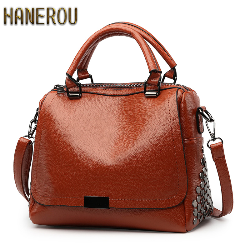 Women Bag 2018 New PU Leather Casual Tote Shoulder Bags Ladies Vintage Handbags High Quality Sacs Black Bolsos Mujer Grandes защитное стекло redline для apple iphone 6 1 шт [ут000005727]
