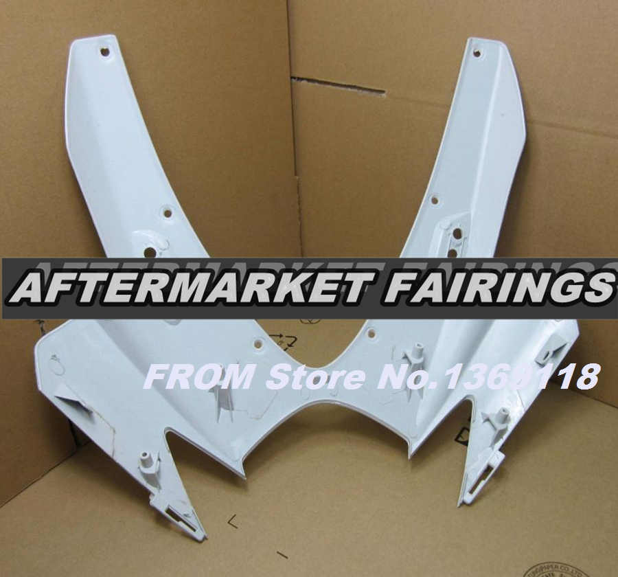 100 Virgin ABS Plastic Front Fairing Head For Suzuki GSXR 600 GSXR 750 2006 2007 K6