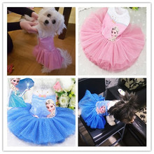 Cartoon Small Dog Pet Clothes Cute Dress Coat Apparel Clothing for chihuahua dog clothes drop shipping