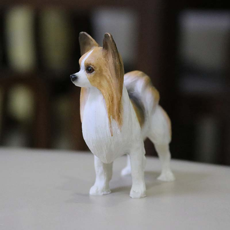 Mnotht Mini Dog Toy 1/6 Emulation մայրցամաքային - Խաղային արձանիկներ - Լուսանկար 2