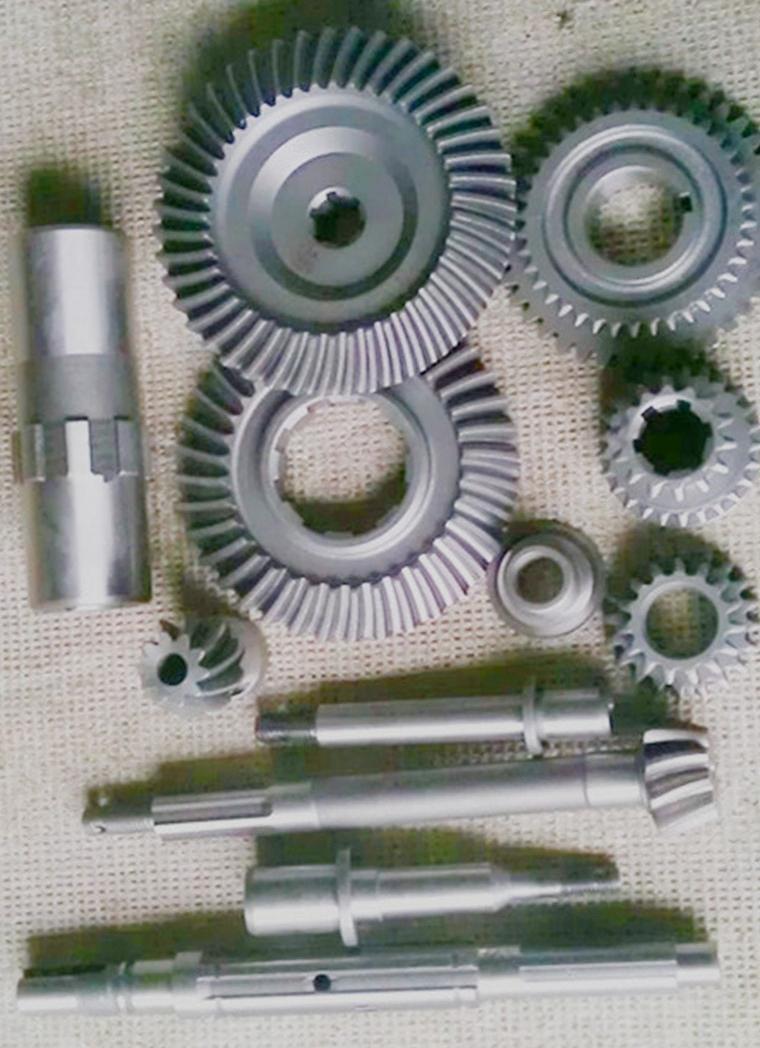 Fast Ship diesel engine 178F Tiller Cultivators Micro tillage machine gearbox full walking gear machinery accessories