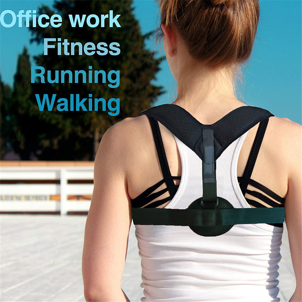 WARMLIFE Back Posture Corrector Belt with Adjustable Magic Straps of High Quality to Correct Humpback Non Surgically Helps to Improve the Correct Posture 7