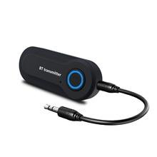 Bluetooth 4,2 TV Sender aptX 3,5 MM Jack Audio Adapter zu TV & Gepaart