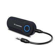 Bluetooth 4,2 TV передатчик aptX 3,5 мм разъем аудио адаптер для ТВ и сопряжения