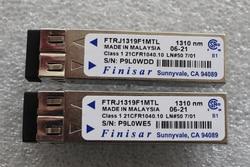 Finisar FTRJ1319F1MTL Single-Modus Module SFP-10G-10M-1310NM
