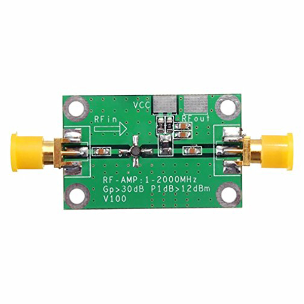 1-930MHz 2W RF Broadband Power Amplifier Module For Radio Transmission FM HF