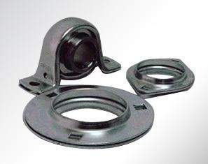 Штамповка подшипник металлическая опора SBPF203 диафрагма = 17 мм