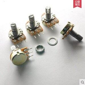 Оригинальный бренд WL, 3 года гарантии, линейный потенциометр, Pot, одноканальный усилитель Pots 1K 2K 5K 10K 20K 50K 100K 250K 500K 1M