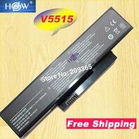 HSW HSW Batterie für FUJITSU SIEMEN-S ESPRIMO Mobile V5535 V5515 V5555 FOX-EFS-SA-XXF-06