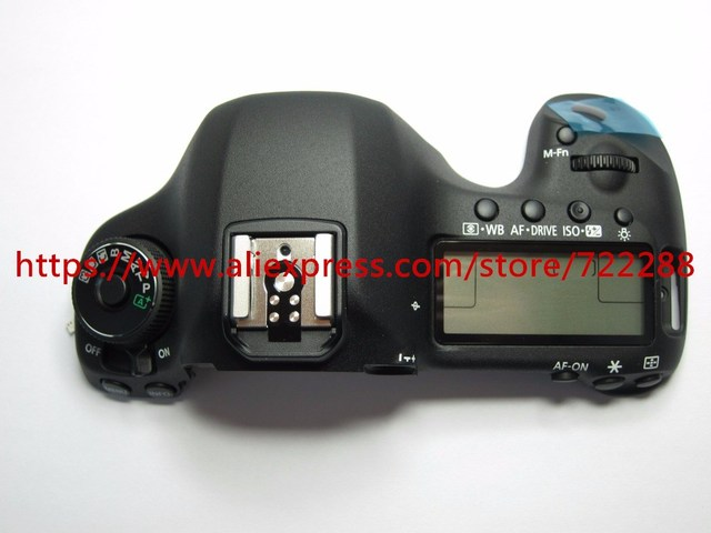 repair parts for canon eos 5d mark iii top cover ass y with lcd rh aliexpress com Canon 6D Canon 5D Body