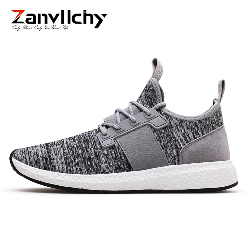Zanvllchy Men Casual Shoes Summer Breathable Sneakers Mesh Male Footwear Lace Up Chaussure Homme Trainers Ultras Boosts Krasovki cajacky unisex sneakers 2018 mesh casual shoes men mesh lace up male fly weave krasovki men fashion light breathable trainers