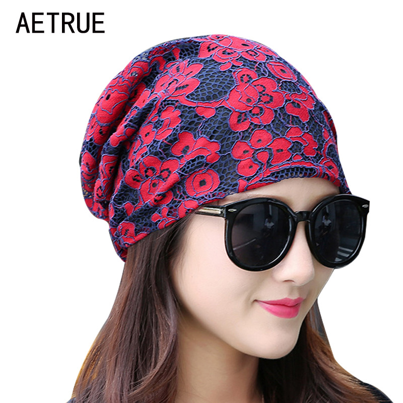 Winter Beanies For Women Knit Beanie Autumn Winter Hats For Women Girls Brand Knitted Hat Skullies Bonnet Fashion Warm Mask Hats