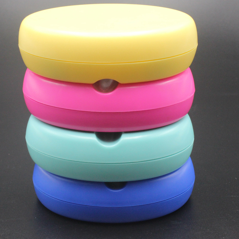 1pcs Multifunction Magnetic Force Suction Box 3 Colors Useful Needle Insertion Home Manual DIY Sewing Leather Accessories in Sewing Tools Accessory from Home Garden